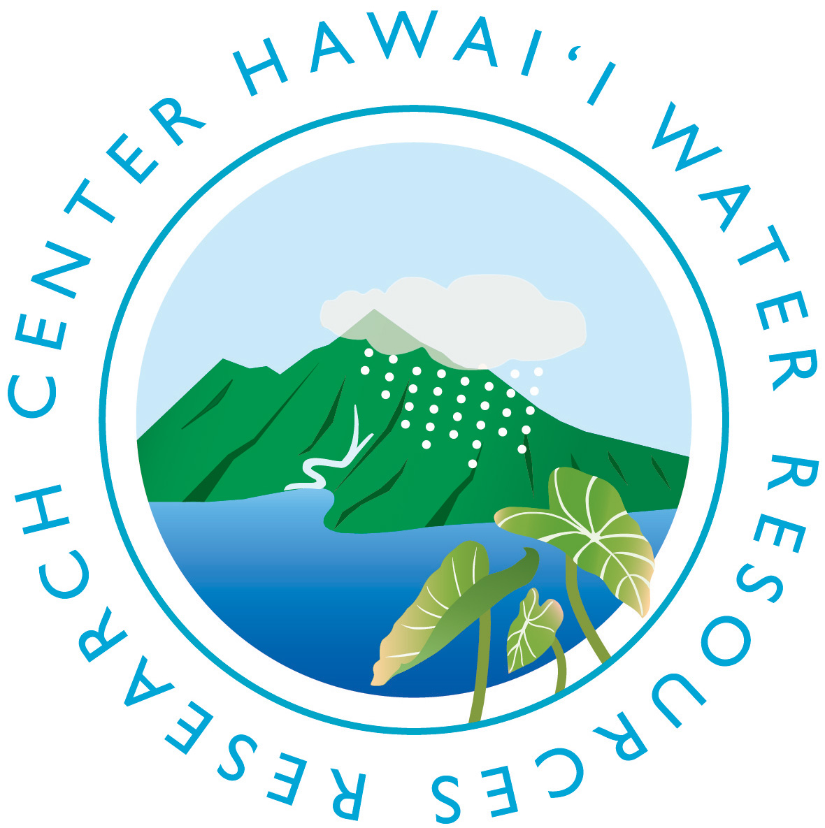 wrrc hawaii logo graphic