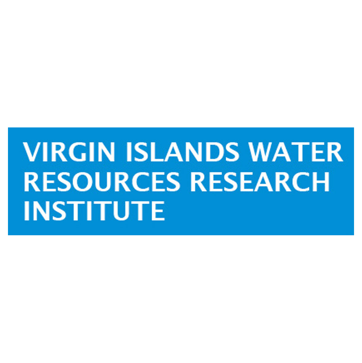 virgin islands water resources research institute text graphic